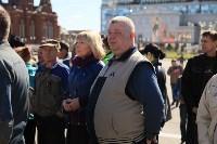"""Митинг ООО """"ЖКУ"""" г. Тулы 6 мая 2015 года, Фото: 23"""