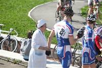Тульские велогонщики открыли летний сезон на треке, Фото: 6