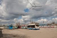 Конкурс водителей троллейбусов, Фото: 89