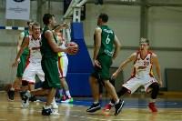 Тульские баскетболисты «Арсенала» обыграли черкесский «Эльбрус», Фото: 19