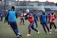 Канониры готовятся к игре против «Томи», Фото: 23