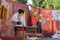 Открытие Фестиваля уличных театров «Театральный дворик», Фото: 10