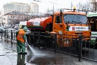 В Туле продолжается масштабная дезинфекция улиц, Фото: 20