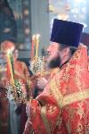 Пасхальная служба в Успенском кафедральном соборе. 11.04.2015, Фото: 43