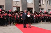 Вручение дипломов магистрам ТулГУ. 4.07.2014, Фото: 194