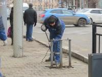 В Туле демонтируют незаконные рекламные конструкции, Фото: 8