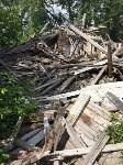 Горит строительный мусор в Узловском районе, Фото: 9