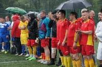Футбольный турнир. Журналисты, Фото: 4
