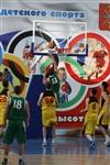 БК «Тула» дважды обыграл баскетболистов из Подмосковья, Фото: 1