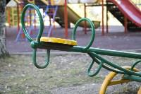 Детские площадки в Тульских дворах, Фото: 1