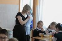 Алексей Дюмин в гимназии Кимовска, Фото: 6