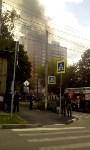 Пожар на на пересечении улиц Гоголевской и Свободы , Фото: 18