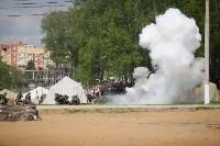 Реконструкция сражения на Эльбе. 9 мая 2016 года, Фото: 34