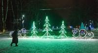 Украшение парка к Новому году, 15.12.2015 , Фото: 26