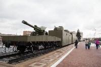 На Московском вокзале установили памятник защитникам Тулы, Фото: 7