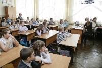 В школах Новомосковска стартовал экологический проект «Разделяй и сохраняй», Фото: 13