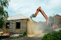 В Плеханово убирают незаконные строения, Фото: 68
