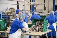 Дмитрий Миляев посетил предприятие по производству замороженной рыбы и полуфабрикатов, Фото: 18