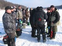 Соревнования по зимней рыбной ловле на Воронке, Фото: 45