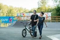 В Туле открылся первый профессиональный скейтпарк, Фото: 61
