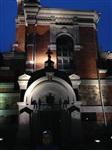 Мирский замок ночью, Фото: 7