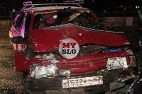 В ДТП на М-2 в Туле пострадали четыре человека, Фото: 6