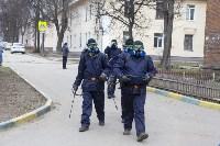 Дезинфекция в Пролетарском округе Тулы, Фото: 21