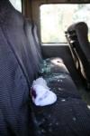 Авария на повороте на Косую Гору: микроавтобус и грузовик, Фото: 5