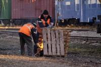 Презентация нового пожарного поезда, Фото: 55