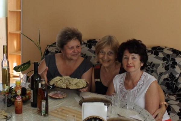 Мама с подругами. Дружбе полвека!