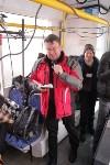 Творческий троллейбус «Субботняя улитка» снова радует туляков, Фото: 10