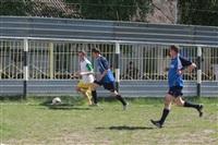 Тульские журналисты сыграли в футбол с зэками, Фото: 30