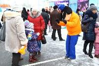 Арт-объекты на площади Ленина, 5.01.2015, Фото: 51
