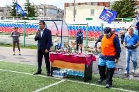 4-ый традиционный футбольный турнир среди журналистов, Фото: 11