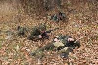 Стрельба, БТР и спасение раненых: в Тульской области бойцы Росгвардии неделю жили в лесу, Фото: 55