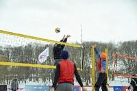 Турнир Tula Open по пляжному волейболу на снегу, Фото: 19