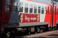"""В Тульской области """"Поезд памяти"""" прошел  по судьбоносным местам сражений, Фото: 6"""