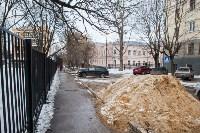 Провал дороги на ул. Софьи Перовской, Фото: 13