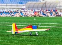 Чемпион мира по авиамодельному спорту из Алексина выступил в «Артеке», Фото: 14