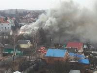 Пожар на улице Краснодонцев, Фото: 3