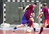 25 тур Высшей лиги ЛЛФ по мини-футболу. 21-22 февраля 2015, Фото: 15