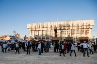 Физкультминутка на площади Ленина. 27.12.2014, Фото: 55