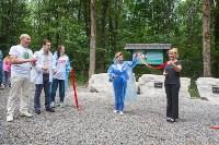 На экотропе «Малиновая засека» прошел Всероссийский субботник, Фото: 43