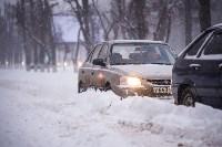 Снегопад в Туле. 19 января 2016 года, Фото: 4