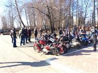 Субботник в Комсомольском парке с Владимиром Груздевым, 11.04.2014, Фото: 7