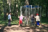 Рейд против незаконного выгула собак в парке. 30.07.2015, Фото: 13