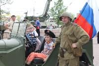 Празднование Дня Победы в музее оружия, Фото: 28