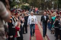 В Туле открылся Международный фестиваль военного кино им. Ю.Н. Озерова, Фото: 36