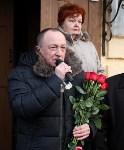 В Туле состоялось открытие мемориальной доски оружейнику Владимиру Рогожину, Фото: 8