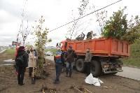 Экологический субботник в Туле, Фото: 8
